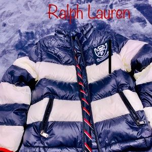 Polo Ralph Lauren Puffer Coat!